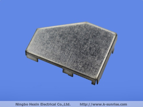 tin plated metal shielding case
