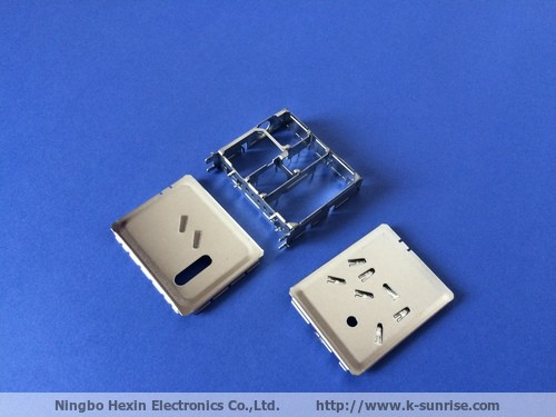 Metal shielding box for PCB board supplier