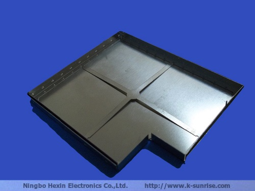 Tin Planted shielding cover for pcb