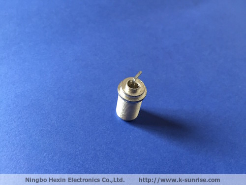 75ohm F type  female connector for pcb mount
