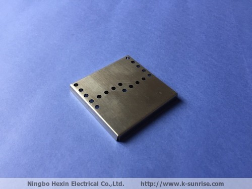 0.4mm Copper nickel zinc alloy pcb shield can