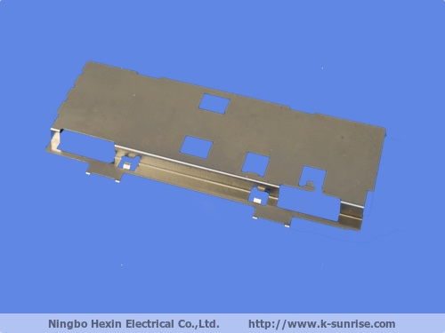 RF metal shielding cover for wifi router
