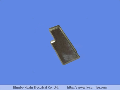 one step metal shielding cover for pcb mount
