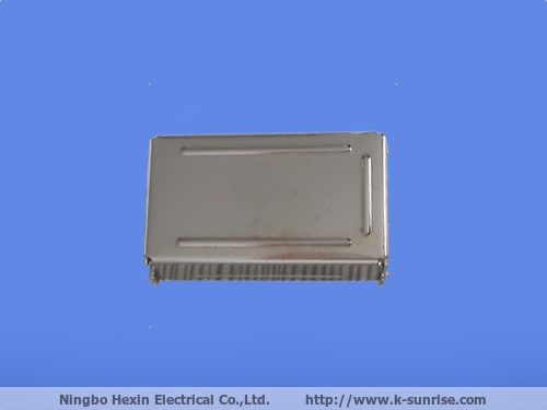ROHS progressive stamping rf shielding can for PCB