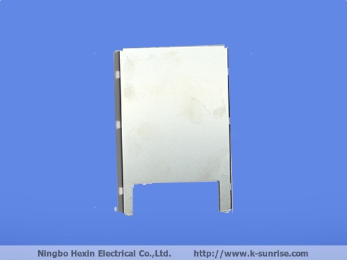 factory stamping nickel sliver rf shielding cover for pcb board