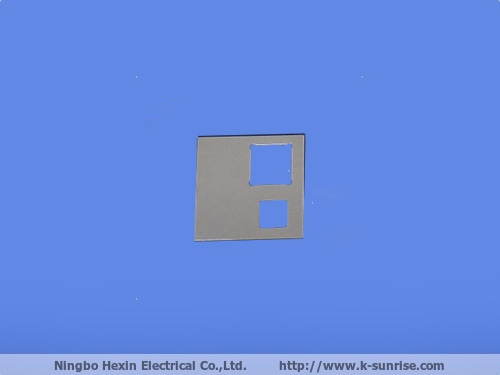OEM Stamping nickel sliver rf shielding for PCB
