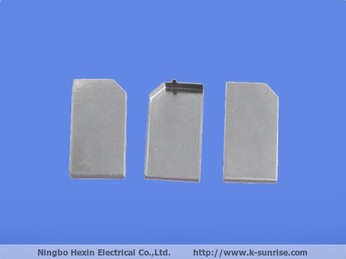 precision deep drawing shielding cover