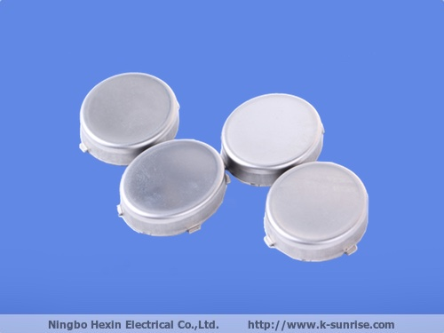 China manufacture pcb shield case nickel silver EMI shielding can without burr