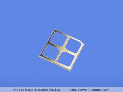 Prototyping Metal shielding frame for pcb board from china with low price