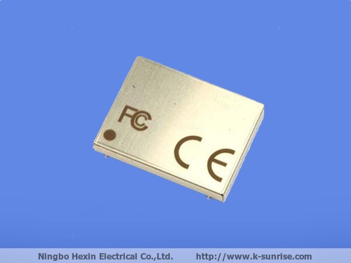 Customized GPS metal shielding cover