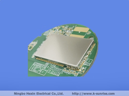 Customized stamping EMI shielding can for telecommunication