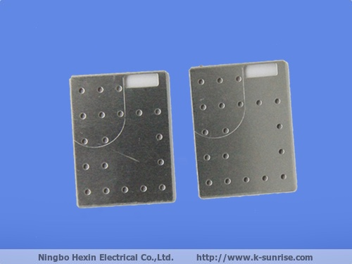 Metal stamping SMT shielding case mounting clips