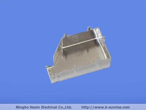 metal stamping deep shielding cover