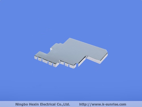 Custom Metal Stamping Case shielding Cover for PCB board