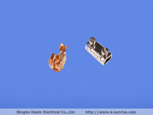 Electrical plugs sockets parts precision metal stamping