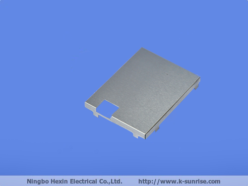 tin plated metal shielding cover