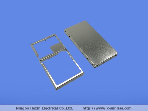 ftth metal shielding cover