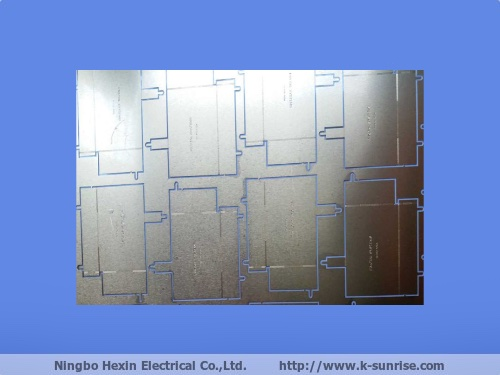 etching metal rf shielding cans