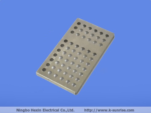 Customized high precision rf metal stamping pcb shield