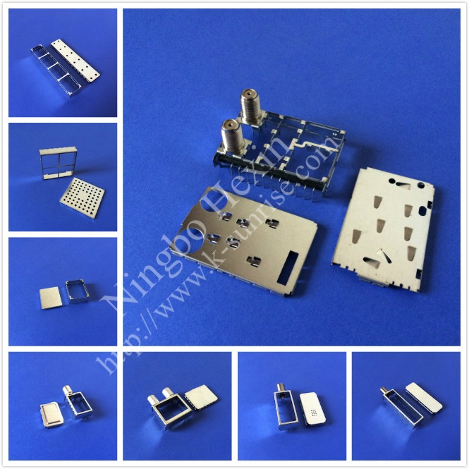 tin plate shielding case for pcb board