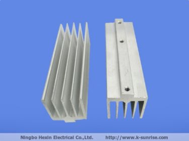 Custom skived heat sink as per clients  design