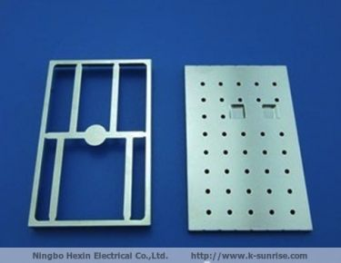 China stamping pcb shielding metal cover